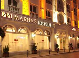 Marnas Hotels, hotel near Halic Congress Center, Istanbul