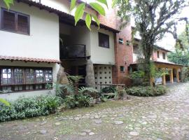 Pousada Itupava, guest house in Morretes
