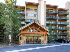 Two-Bedroom 304 at Trails End, apartment in Breckenridge