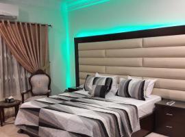 Hotel Seven 7, отель в Карачи