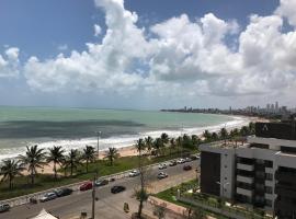 Flat Mar Belo Intermares, hotel near Jacare Beach, Cabedelo