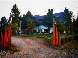 Hotel Alejandro 1, hotel in Junín de los Andes