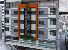 Residenciale Boutique Apartments, hotel in Manila