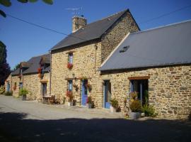 Chambres d'Hôtes La Loubatais, gîte à Dol-de-Bretagne