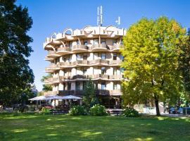 Pusynas Hotel & SPA Druskininkai, отель в Друскининкае
