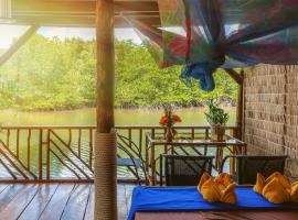 Mangroves & More @ Cambodia, lodge in Sihanoukville