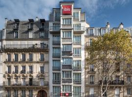 ibis Paris Ornano Montmartre Nord 18ème, hotel near Basilique de Saint-Denis Metro Station, Paris