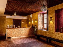Riad Medina Mudejar, pet-friendly hotel in Toledo