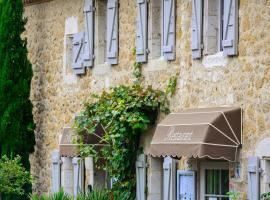 La Ferme de Flaran, hotel in Maignaut