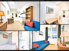 Fully fitted room - 15 min from central station, homestay in Amsterdam