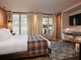 Le Pavillon des Lettres - Small Luxury Hotels of the World, hotel near Saint Augustin Church, Paris