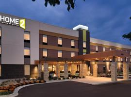 Home2 Suites By Hilton Joliet Plainfield, Hotel in Joliet