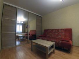Lightroom-7, отель в Нижнем Новгороде, рядом находится Станция метро Бурнаковская