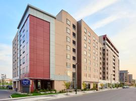 리바이스에 위치한 호텔 Hampton Inn & Suites By Hilton Quebec City /Saint-Romuald