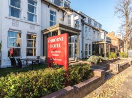 Osborne Hotel, hotel near Beamish Open Air Museum, Newcastle upon Tyne