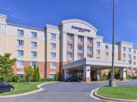 SpringHill Suites Arundel Mills BWI Airport, hotel in Hanover