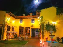 Hotel Casa del Cerro, hotel in Antigua Guatemala