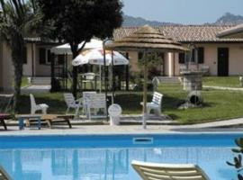 Hotel Giannina, hotel dicht bij: Luchthaven Forli - FRL, Forlimpopoli