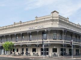 Royal Hotel Randwick, hotel near Randwick Racecourse, Sydney
