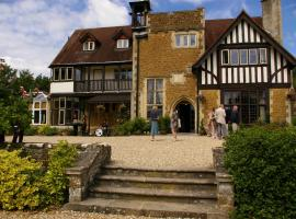 Farnham House Hotel, hotel near Cathedral Church of St Michael and St George, Farnham