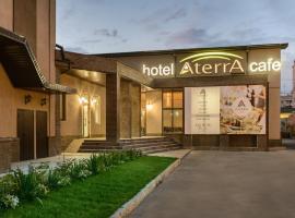 Aterrasuite Hotel, hotel in Novosibirsk