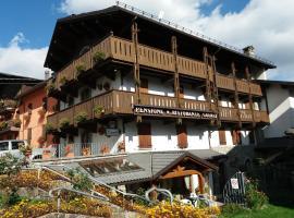 Albergo Ristorante Guerri, hotel in Pievepelago