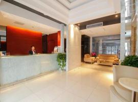 Jinjiang Inn Select XiAn High Speed Train Station Fengchengqi Road, hotel in Xi'an