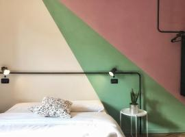 Hotel Cappello, hotell i Cesena