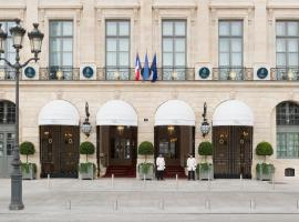 Ritz Paris, hotel near Opéra Garnier, Paris