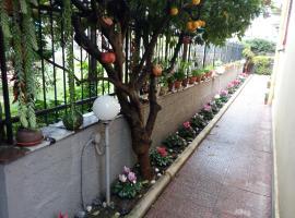 Green Garden, B&B/chambre d'hôtes à Pompéi