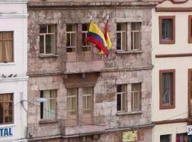 Hotel Norte, hotel in Cuenca