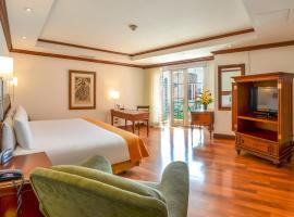 Hotel Casa Veranda Guatemala, хотел в Гватемала