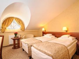 Centuria Hotel & Natural Spa – hotel w Ogrodzieńcu