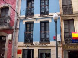 Apartamentos Entrepalacios, hotel near Centro cultural Oscar Niemeyer, Avilés