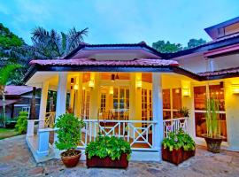 Royal Parkview Hotel, hotel in Pyin Oo Lwin