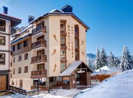 Mountain Lodge Apartments, serviced apartment in Pamporovo