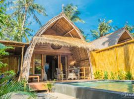 Anahata - Tropical Private Villas, villa in Gili Air