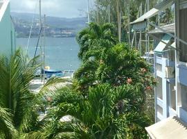 Appartement T2 Marina Trois-Ilets, spa hotel in Les Trois-Îlets