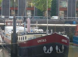 B&B Unitas, hotel near Erasmus University, Rotterdam