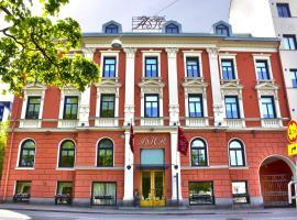 Hotel Astor, hotelli Vaasassa
