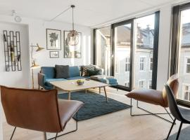 Frogner House Apartments- Helgesens gate 1, apartment in Oslo