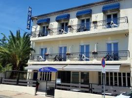 Hôtel l'Etoile, hotel in Le Grau-du-Roi