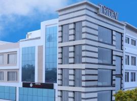Hotel Tridev, hotel near Assi Ghat, Varanasi