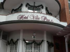 Hotel Villa Pina, отель в городе Милано-Мариттима