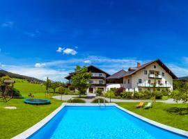 Pension Anna, hotel in Mondsee