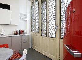 SAHI - Residenza Bianca di Savoia, camera con cucina a Milano