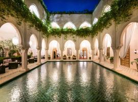 Almaha Marrakech Restaurant & SPA, hotel near Bahia Palace, Marrakesh