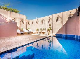 Almaha Marrakech Restaurant & SPA, hotel in Marrakech