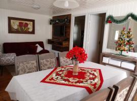 Casa Rosada, vacation home in Canela
