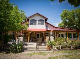 Red Horse Vineyard B&B, vacation rental in Albuquerque